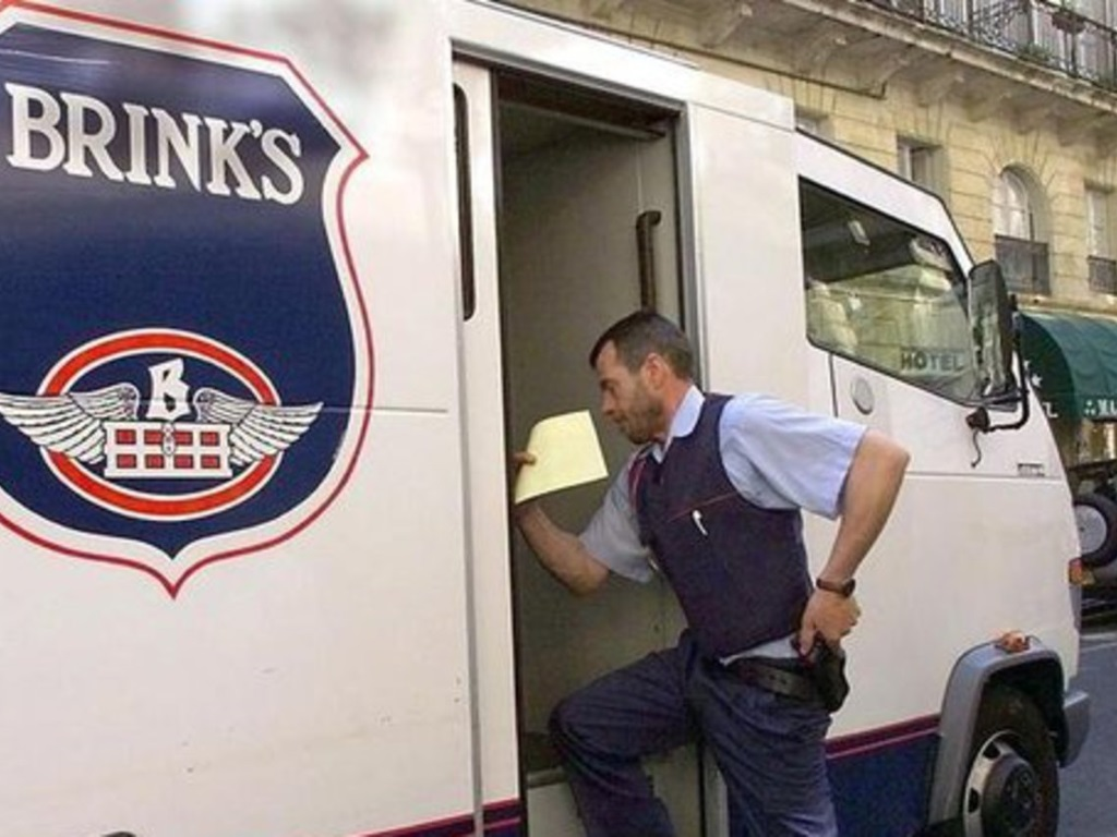Bancos y transporte de dinero