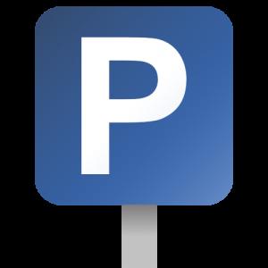 Parking Sign 500x500
