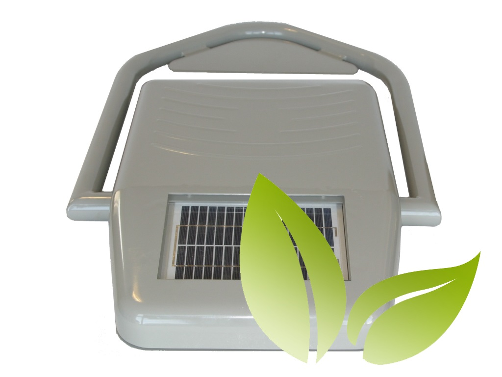 Solar panel for sustainable autonomy