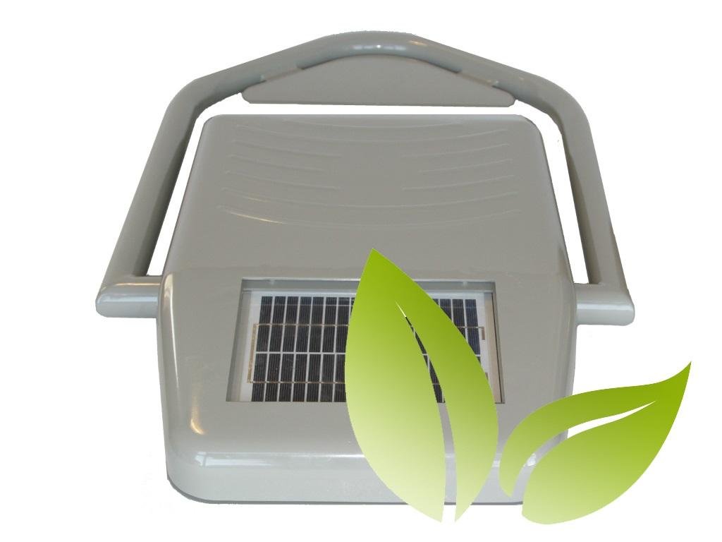 Panneau solaire pour une autonomie durable